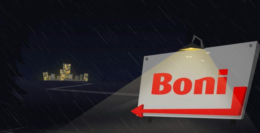 Boni - The Hunt